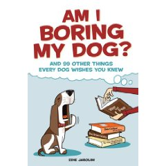 Humorous Dog Book by Edie Jarolim